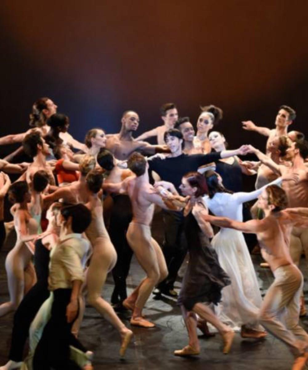 Balanchine / Kylián / Béjart