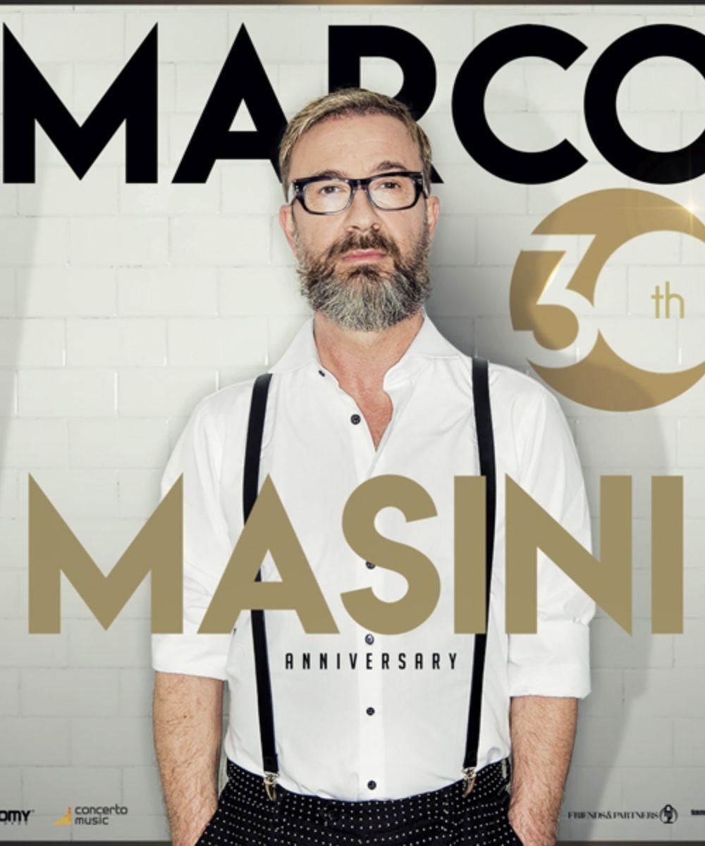 Marco Masini 30th Anniversary