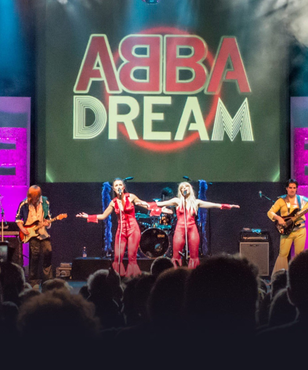 Abba Dream in concerto