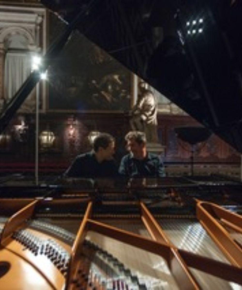 Gustavo Romero e Massimo Somenzi