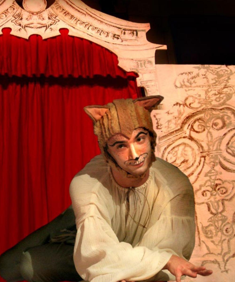 La Casa delle storie: il gatto con gli stivali