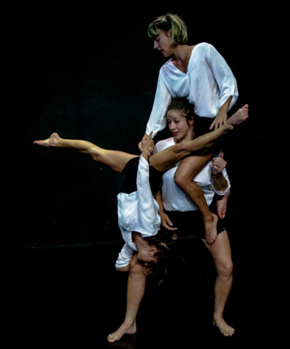 Dittico di circo contemporaneo - Quattrox4
