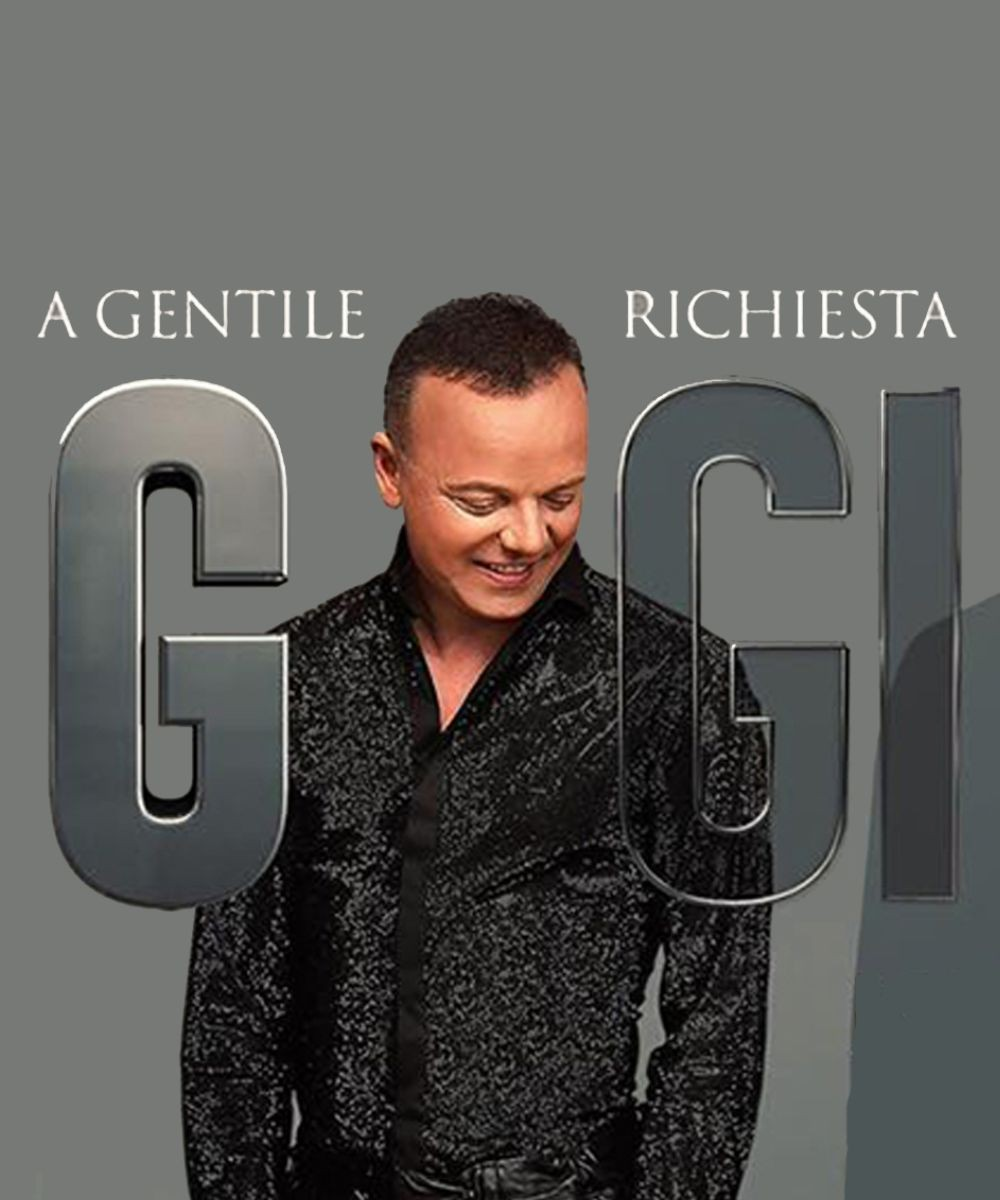 Gigi D'Alessio - Noi due Tour 2021