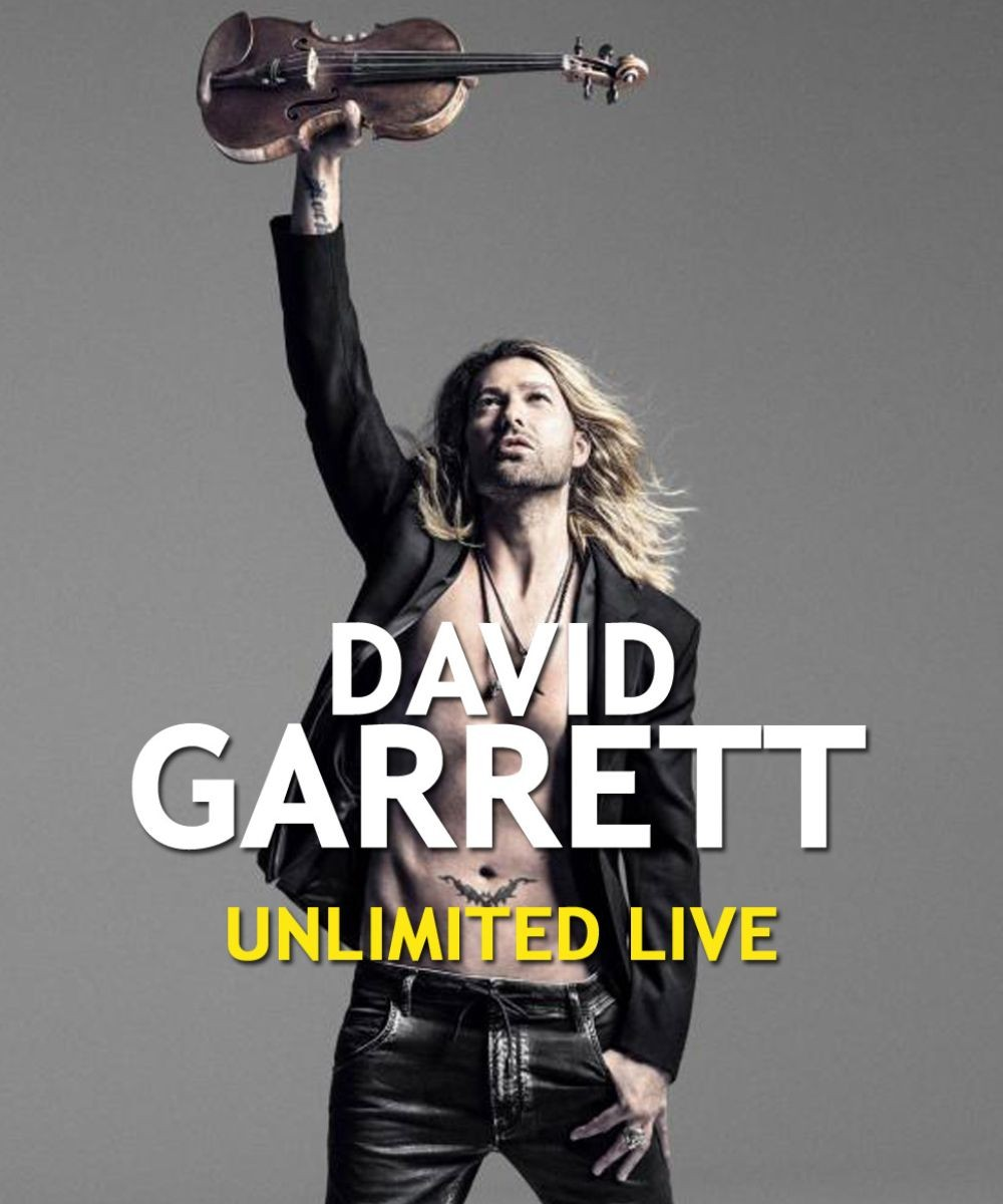 David Garrett Unlimited – Live