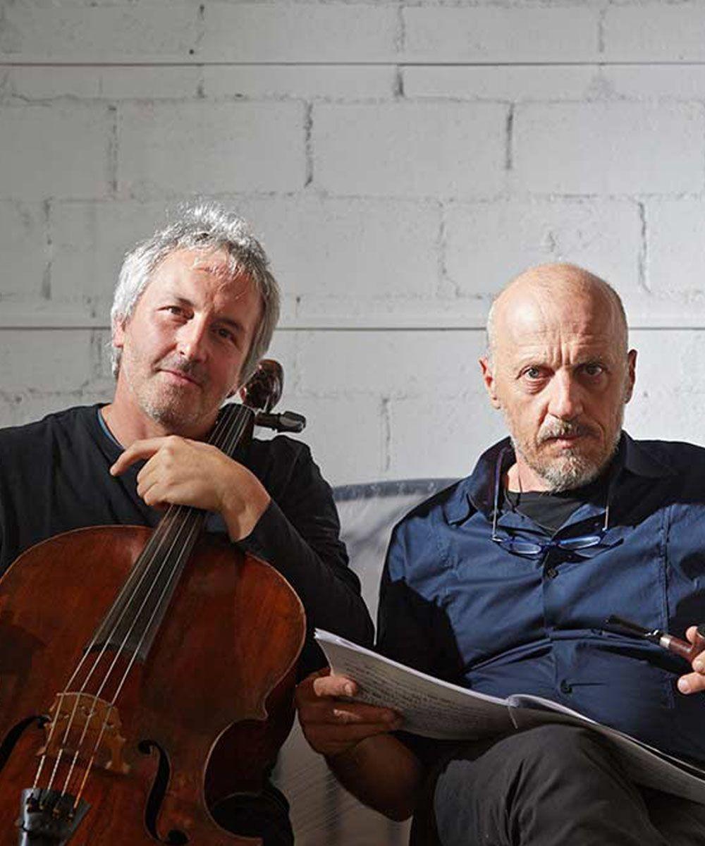 Senza confini - Marco Paolini e Mario Brunello