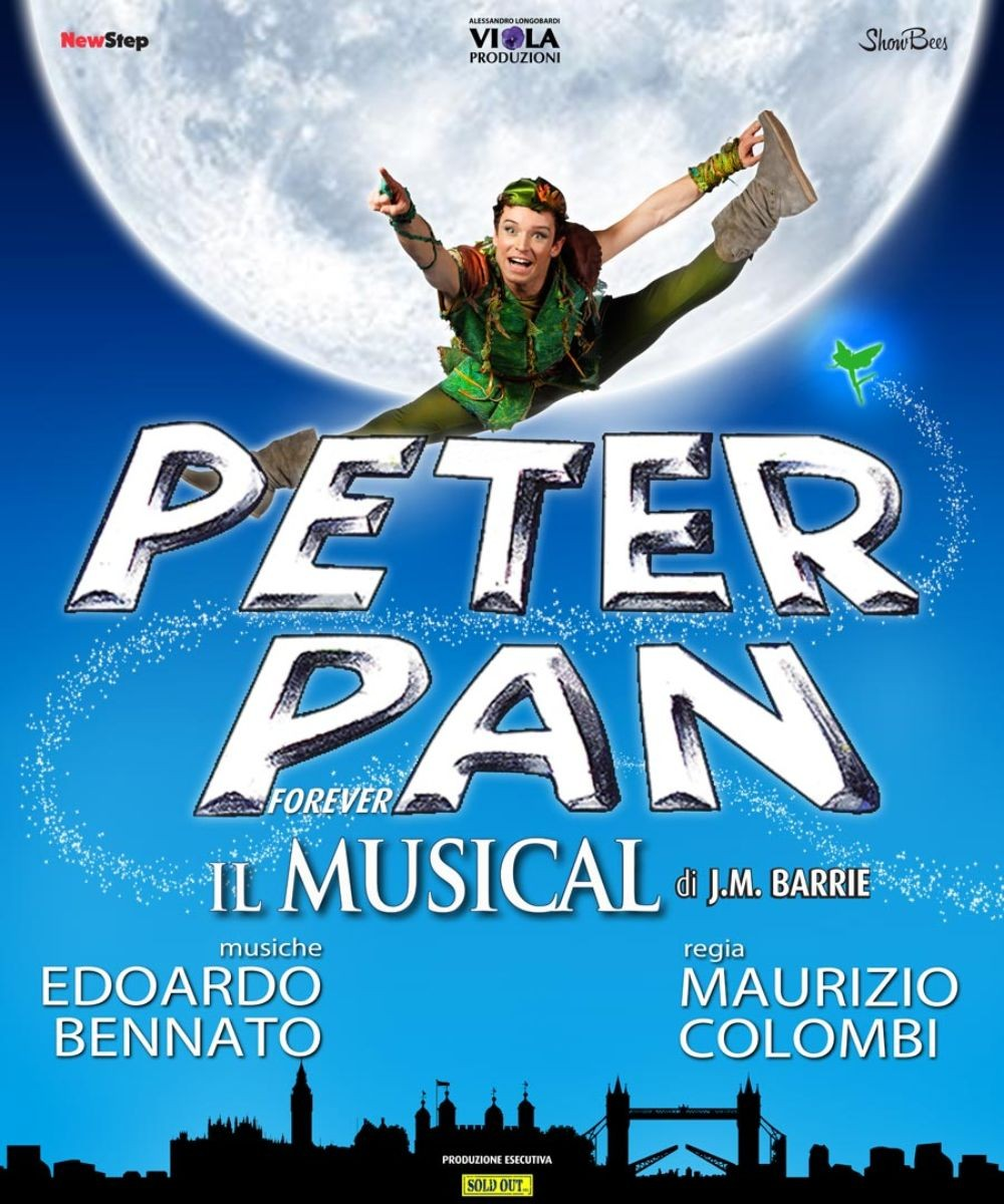 Peter Pan - Il Musical Forever