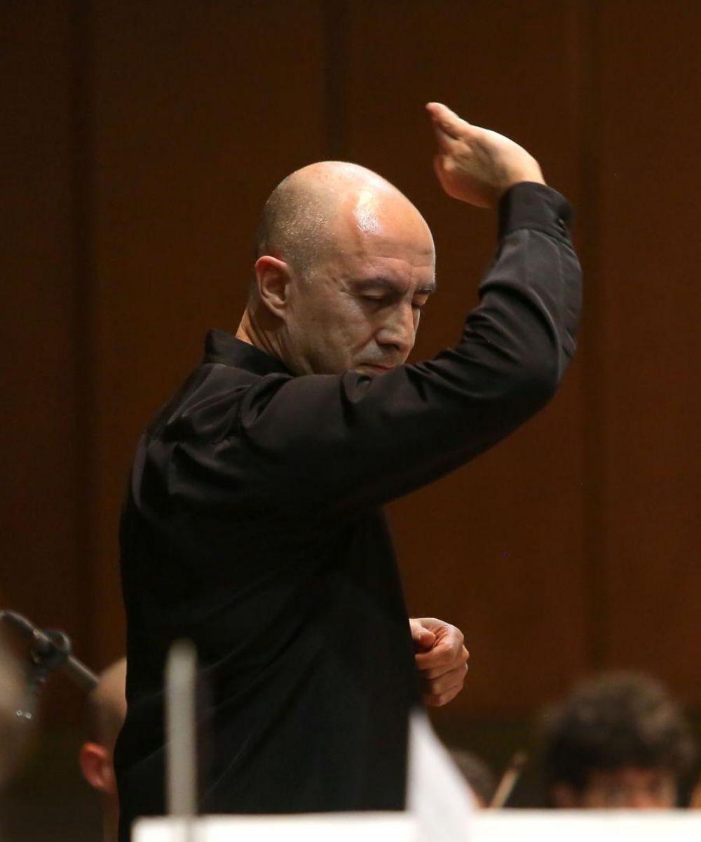 Concerto Orchestra di Padova e del Veneto - Marco Angius