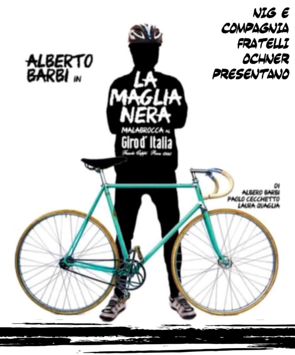 La maglia nera - Malabrocca al Giro d'Italia