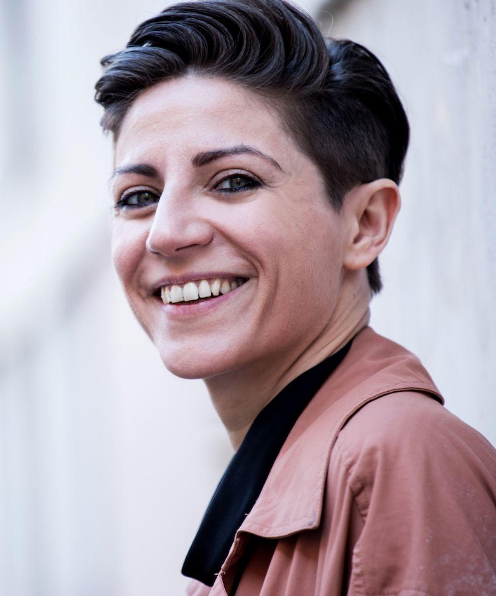 Una cosa enorme - Fabiana Iacozzilli