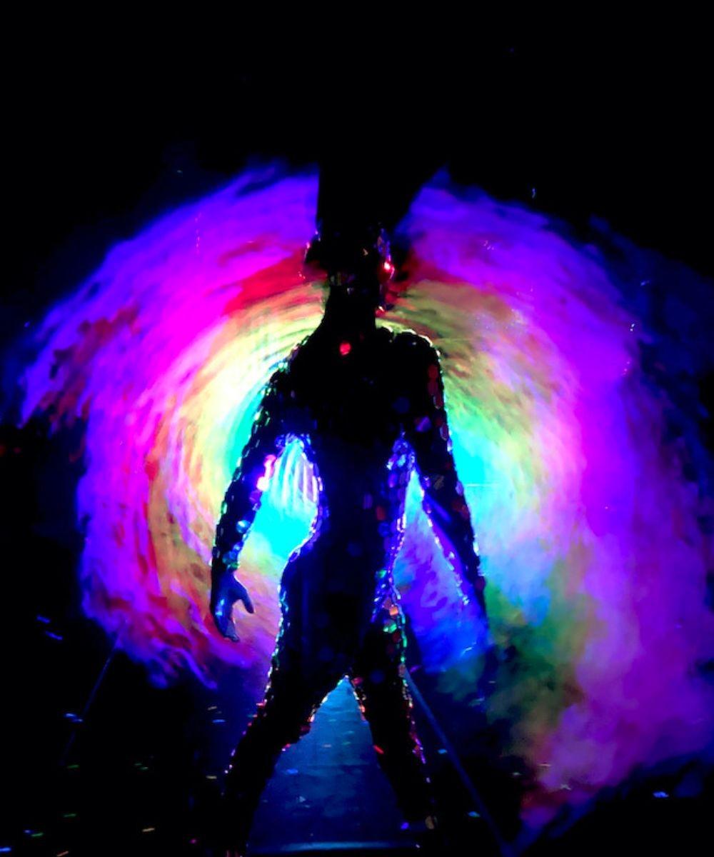 Blu Infinito - Evolution Dance Theaatre