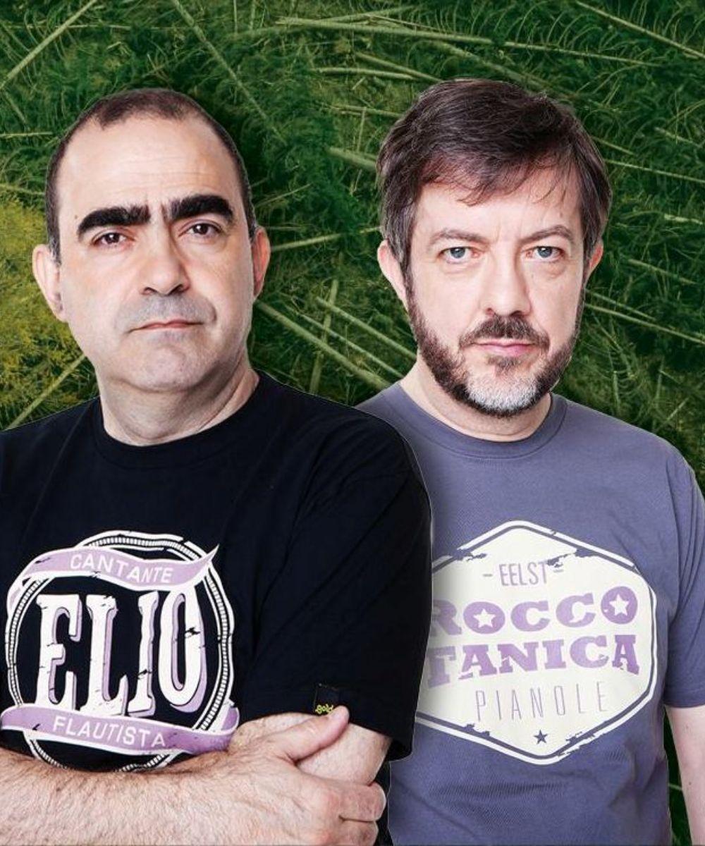 Una storia fantastica - Elio e Rocco Tanica