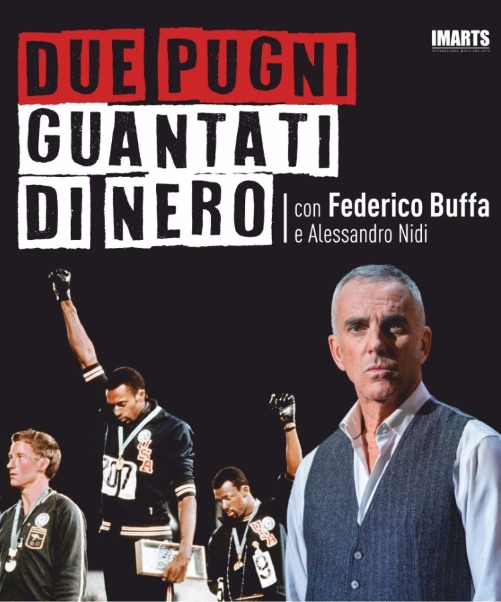 Due pugni guantati di nero - Federico Buffa