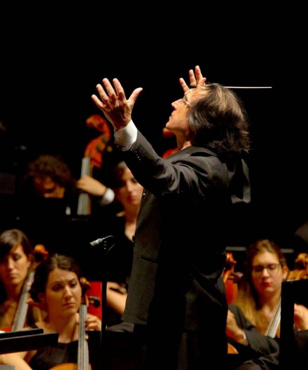 Riccardo Muti & l'Orchestra Giovanile Luigi Cherubini