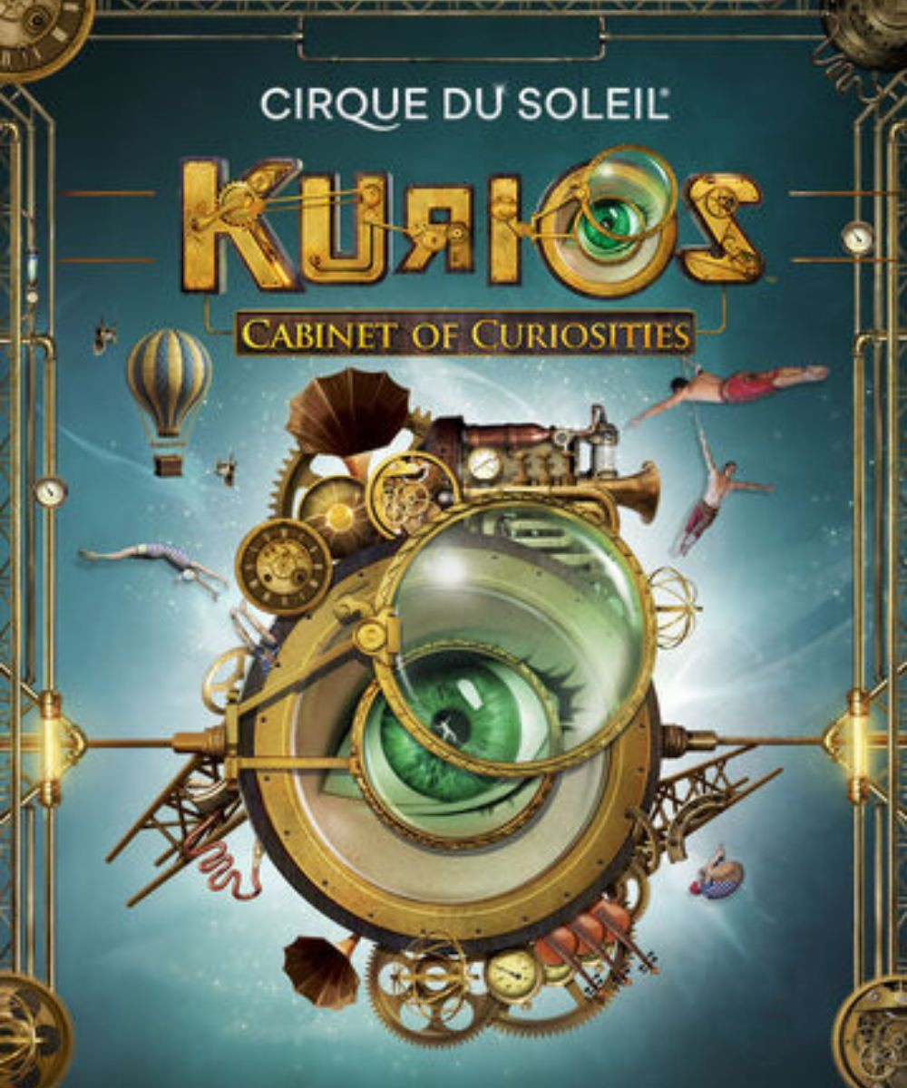 KURIOS - Cirque du Soleil
