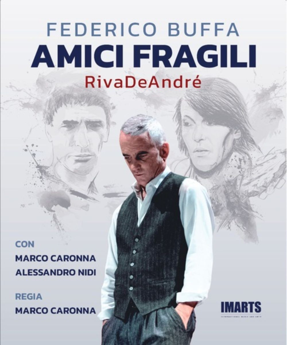 Federico Buffa - Amici fragili