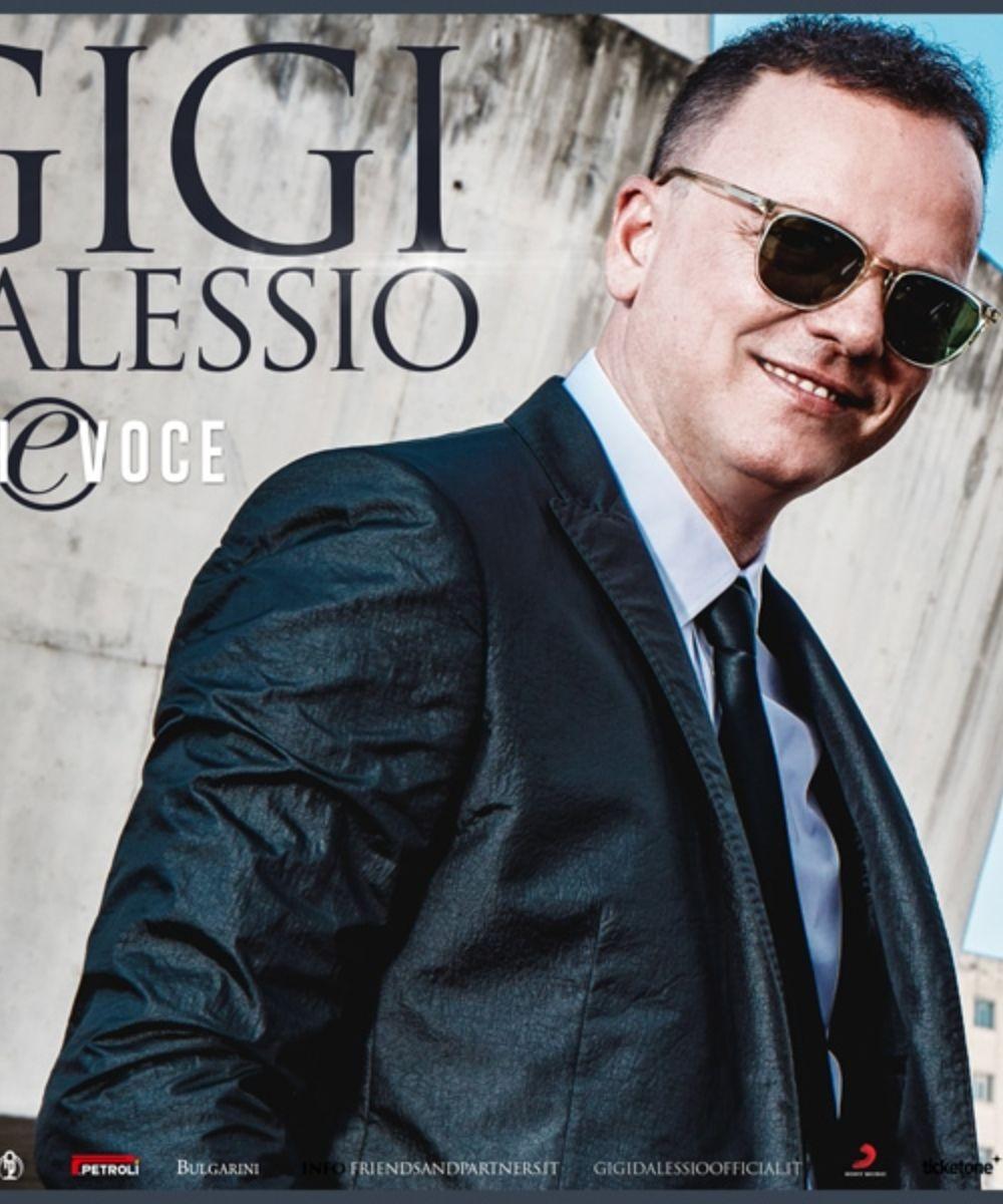 Gigi D'Alessio - Mani e voce