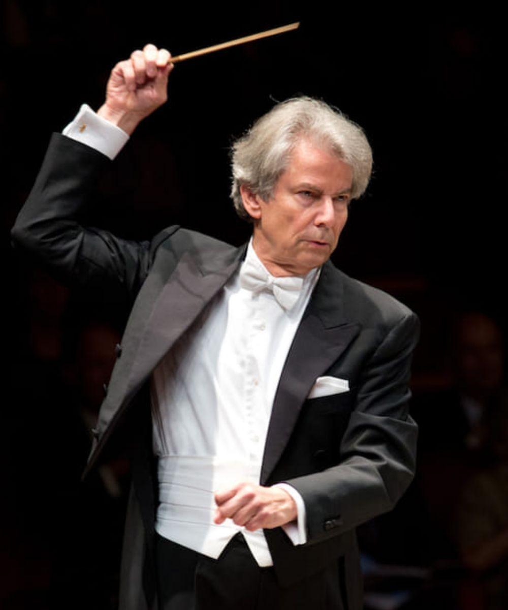 Concerto diretto da Hartmut Haenchen