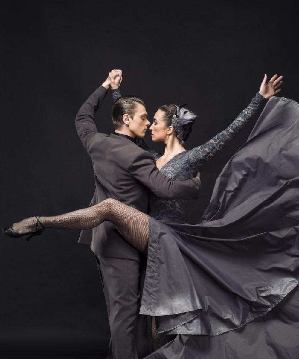 Danze delle nazioni del mondo. Tango del Plata