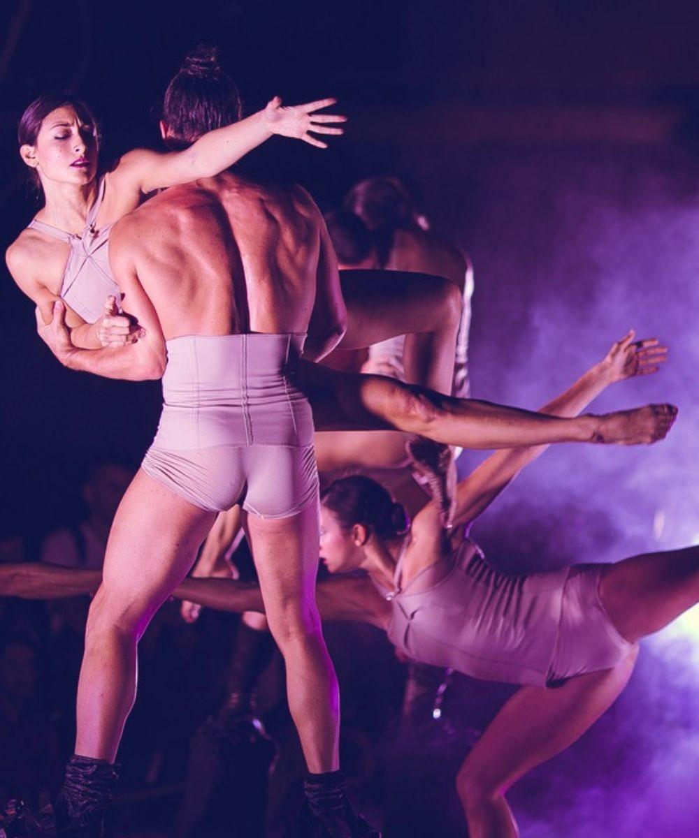 Back to Dance - Kataklò