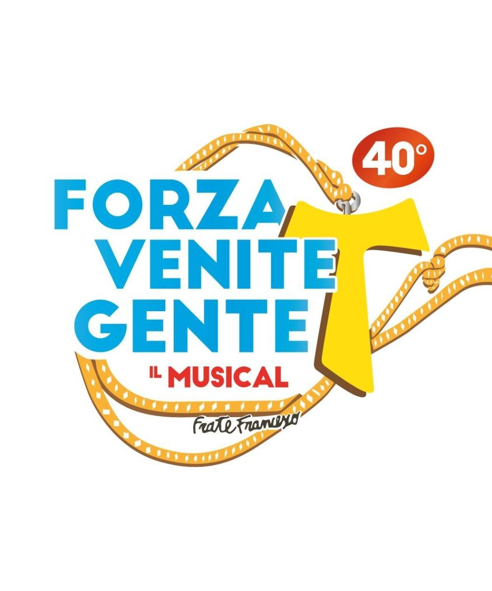 Forza Venite Gente - Tour 40° anniversario