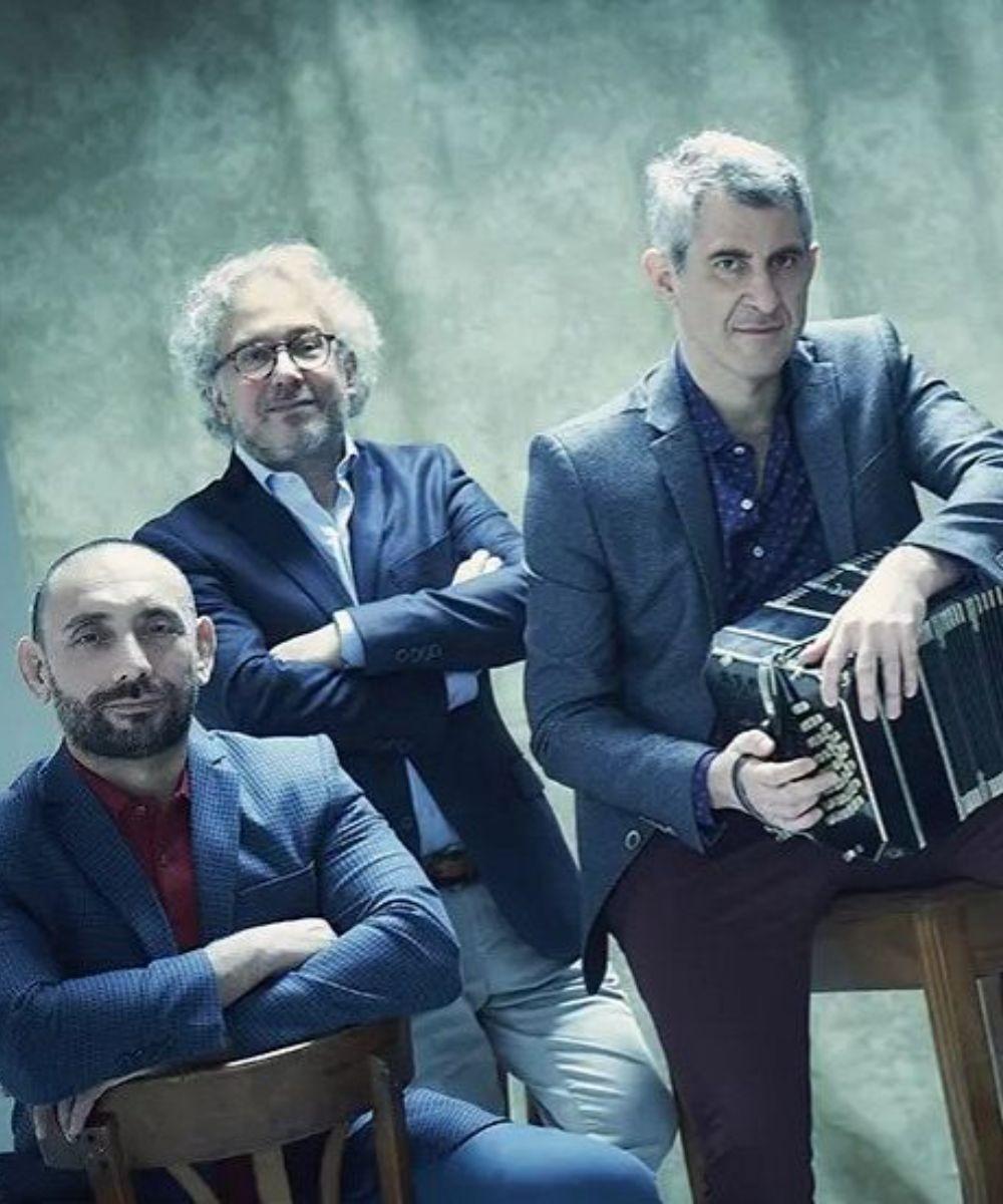 Quinteto Astor Piazzolla - Omaggio ad Astor Piazzolla