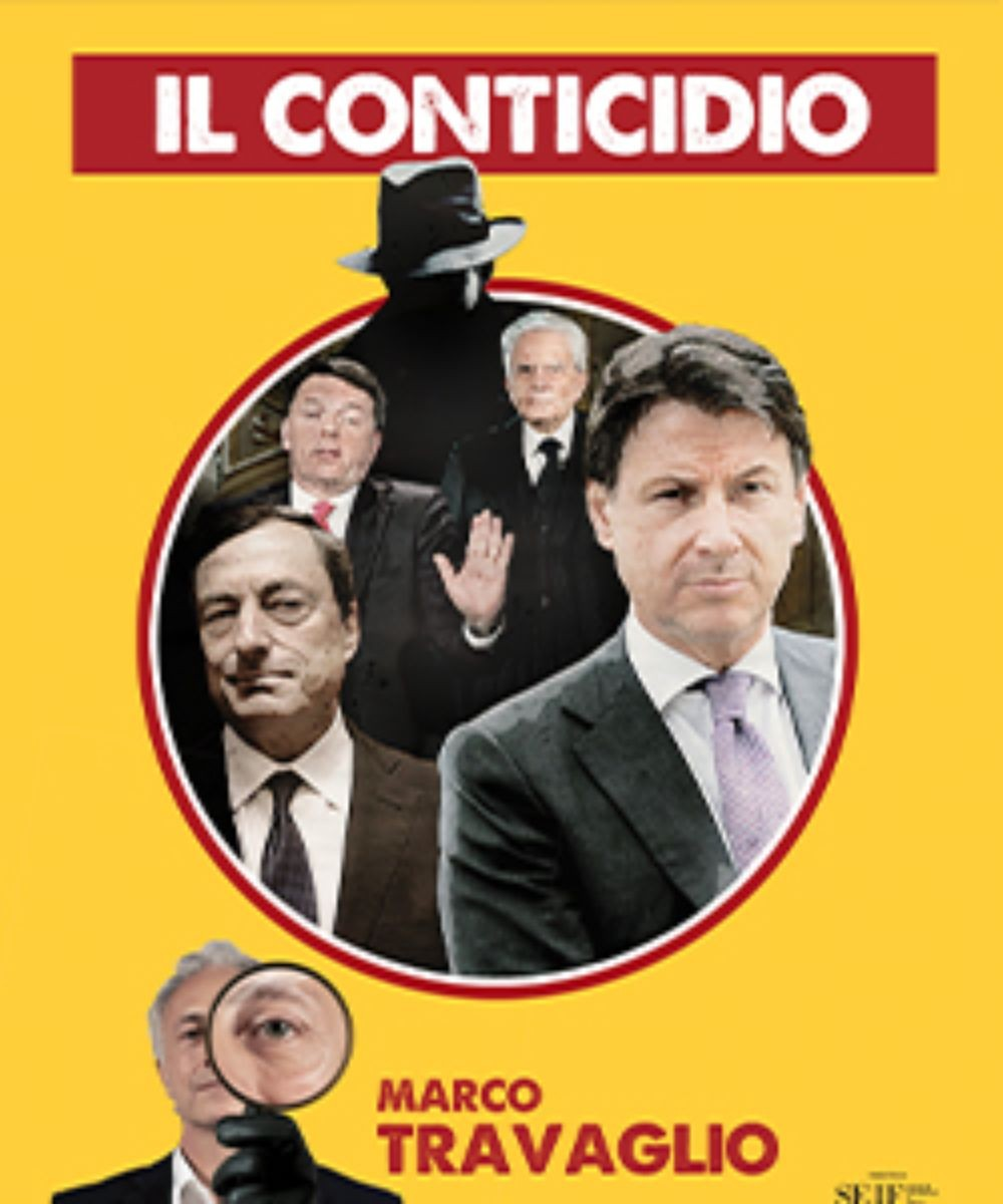 Marco Travaglio - IlConticidio