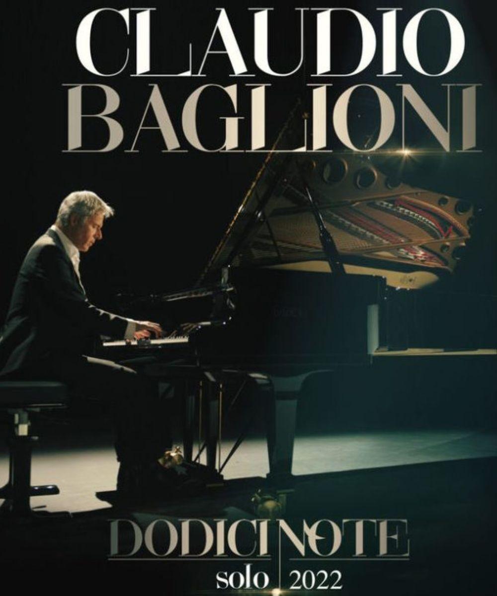 Claudio Baglioni - Dodici Note Solo 2022