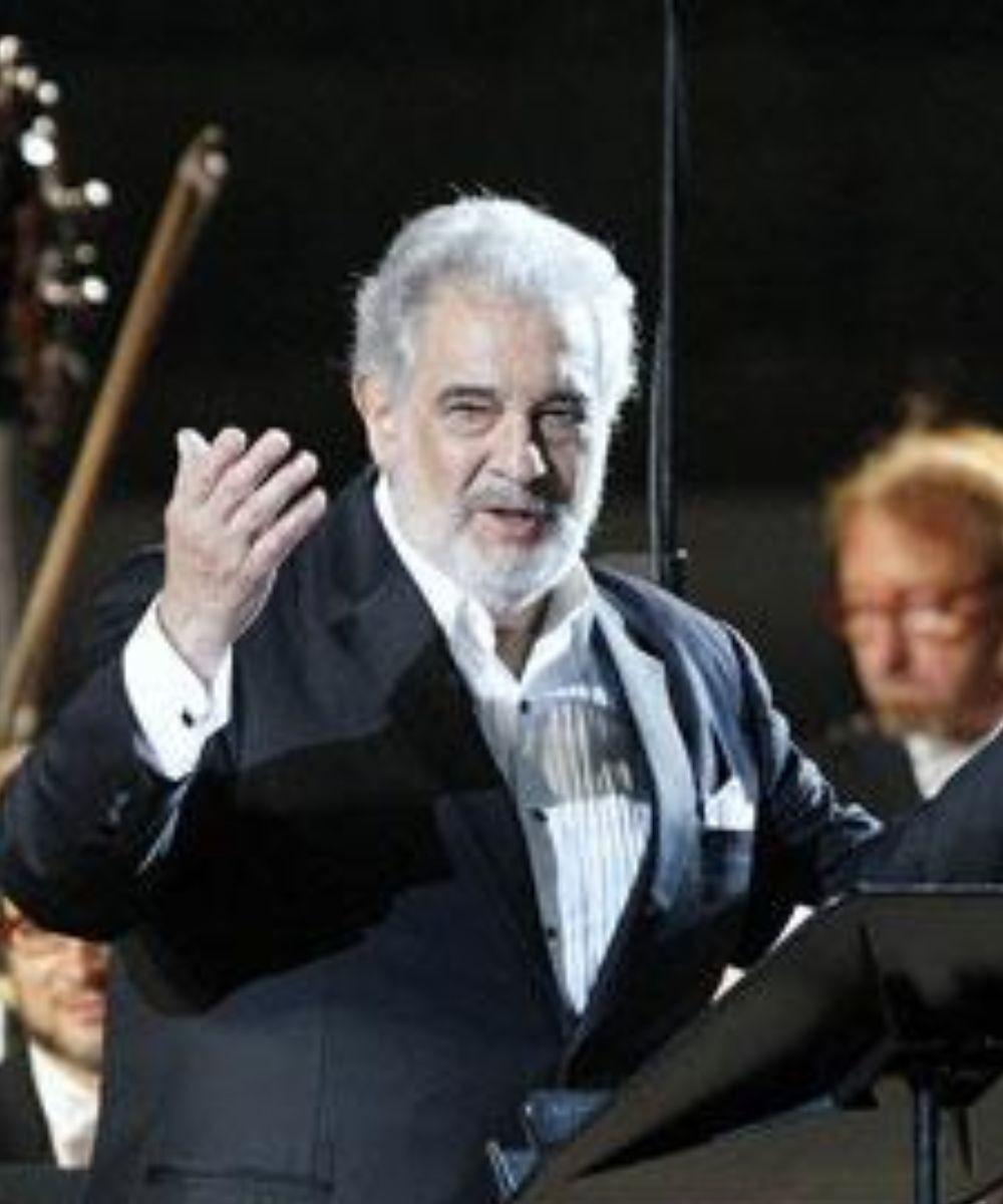 Plácido Domingo 50 - Arena Anniversary Night