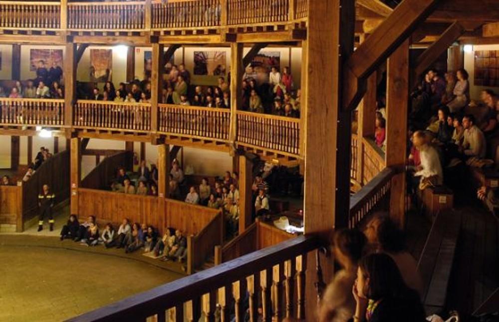 Globe Theatre Silvano Toti