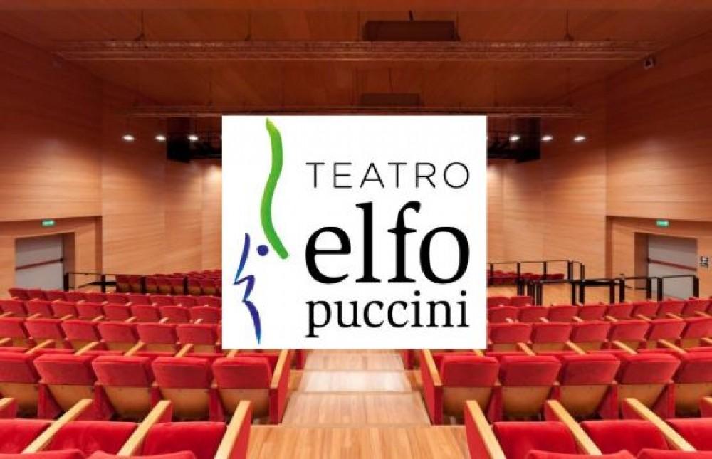 Elfo Puccini - sala Shakespeare