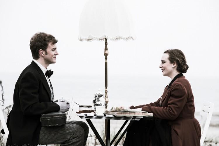 La dolce attesa di Sonja e Andrej