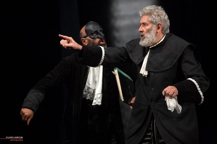 L'avaro di Molière nella riscrittura di Ugo Chiti
