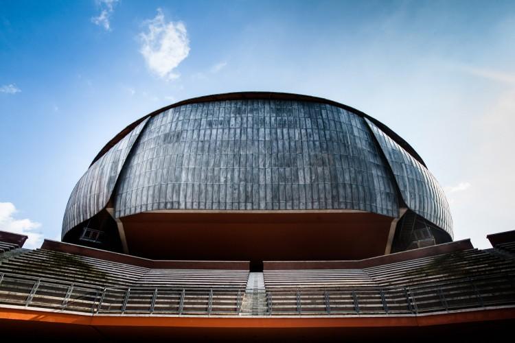 'Vertigine': e l'Auditorium si fece teatro