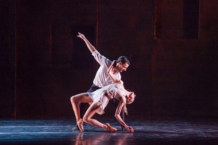 L'inno a Giulietta nella coreografia di Monteverde