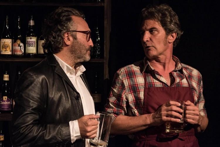 Due uomini e... la birra in comune