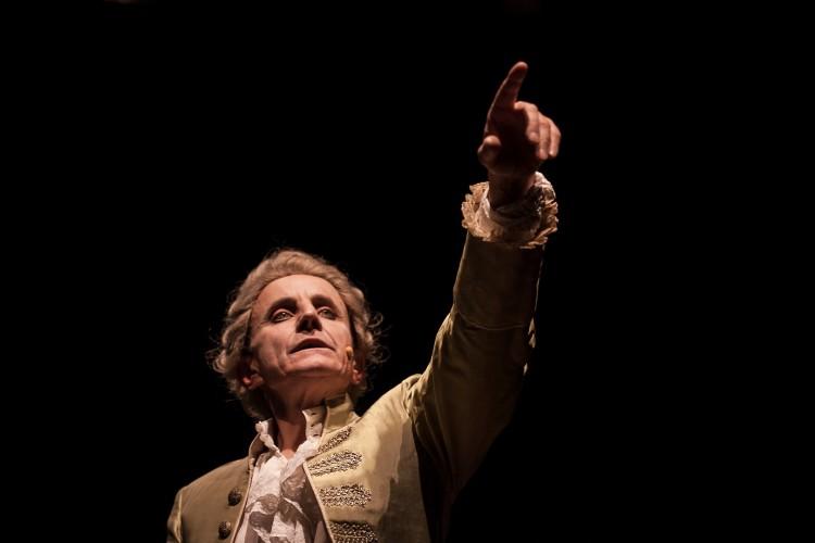 Mozart e un clown: vite intrecciate