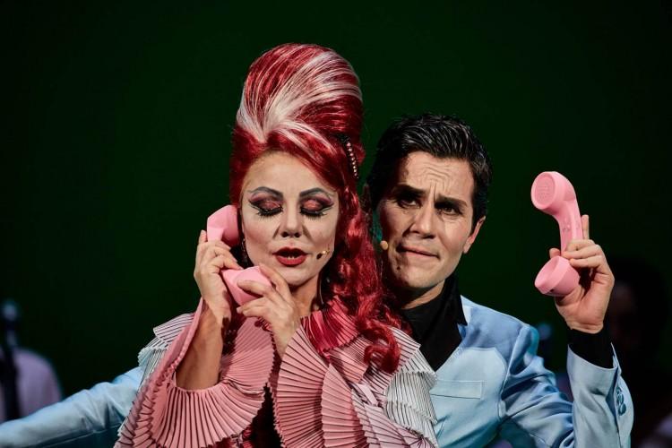 Madame Pink uno spettacolo privo d'immaginario