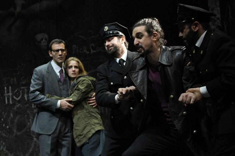 Il thriller shakespeariano su misura di Jurij Ferrini