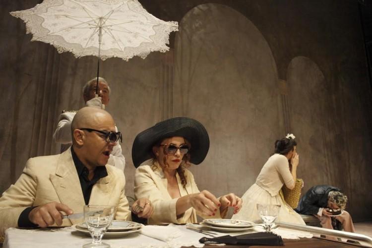 Il Porcile di Binasco: un'opera visiva