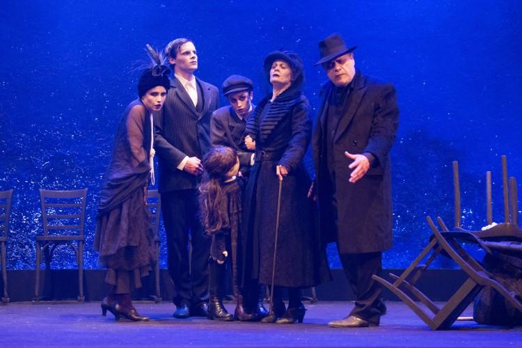 I sei personaggi di Salvo: una commedia da rifare.