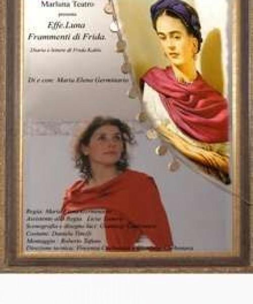 Effe.Luna - Frammenti di Frida