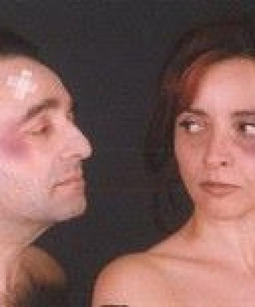 Puggili ovvero Il boxer, la moglie e l'allenatore