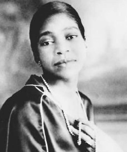 Me... &... Bessie Smith!
