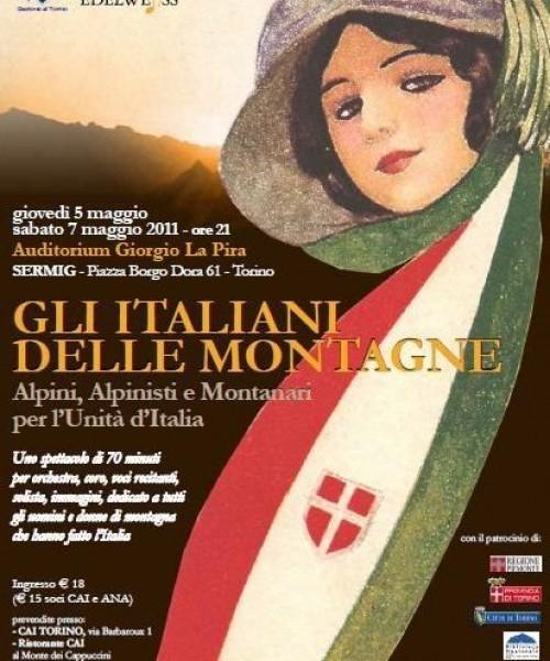 Gli italiani delle Montagne