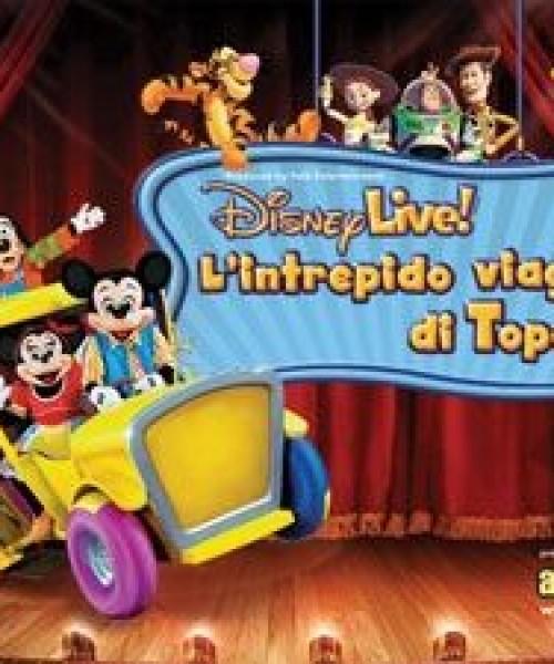 Disney Live! L'intrepido viaggio di Topolino