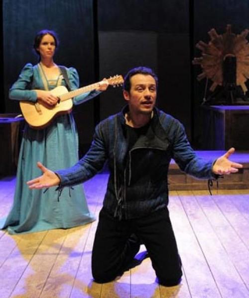 Furioso Orlando (ballata in ariostesche rime per un cavalier narrante)