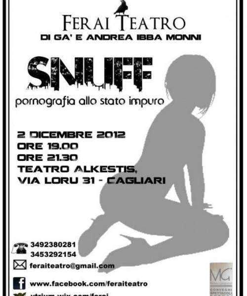 Snuff - Pornografia allo stato impuro