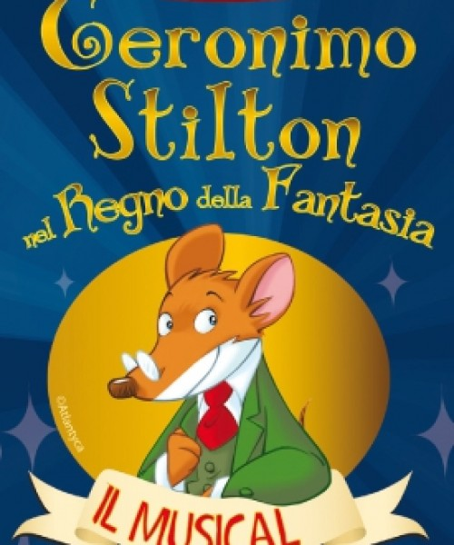 Geronimo Stilton nel Regno della Fantasia