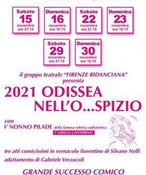 2021 ODISSEA NELL'OSPIZIO