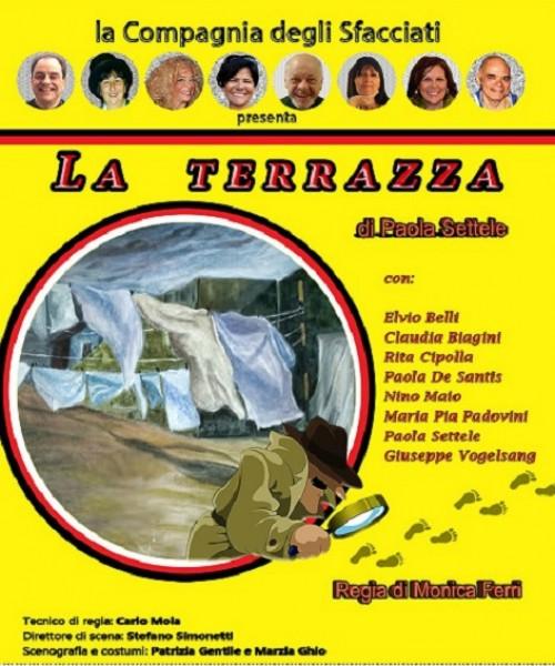 La Terrazza Euclide 2014 2015 Teatro It